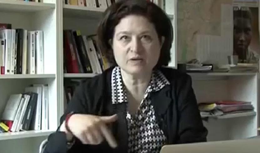 Ursula Gauthier (高潔) (網絡片段截圖)