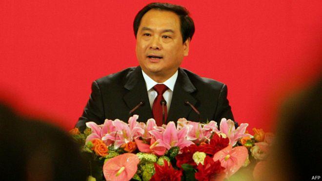 BBC |中国公安部原副部长李东生一审获刑15年