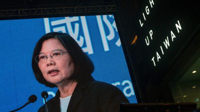 "BBC | 中国官方媒体:""民进党当家将知柴米贵"""