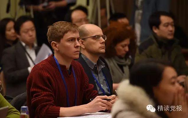 精读党报 | 中纪委发布会 境外记者的问题都亮了