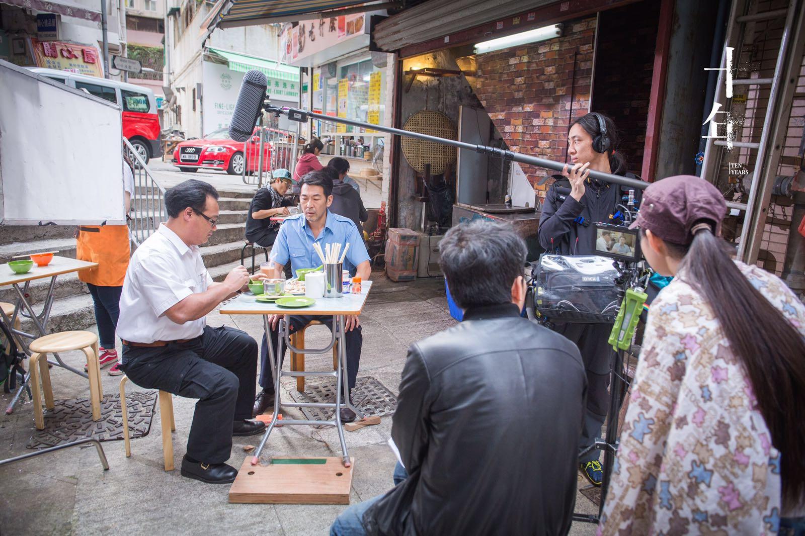 电影《十年》是以2025年的香港为题材,预测这个城巿未来情况。(照片来自欧文杰,拍摄日期不详)