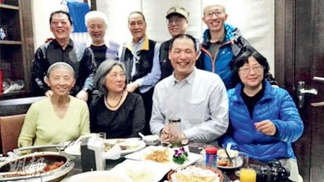 苹果日报|两会结束 九异议人士罕见北京聚餐