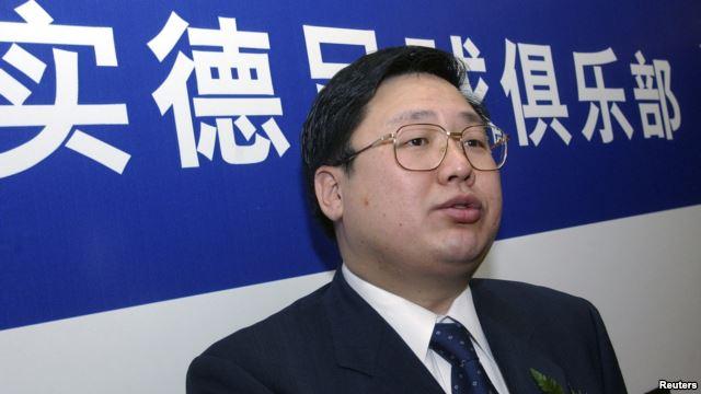 2015年12月,徐明在狱中突然死亡