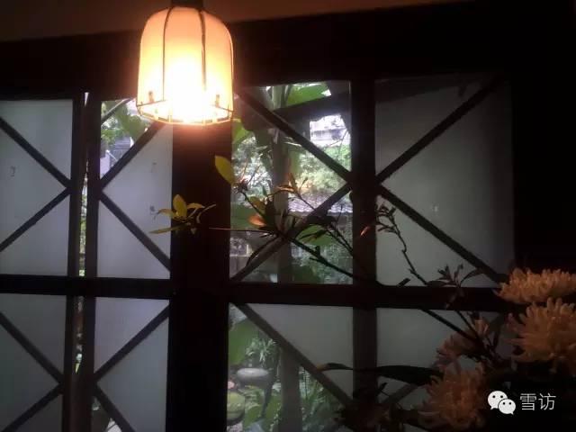 台北紫藤庐一角