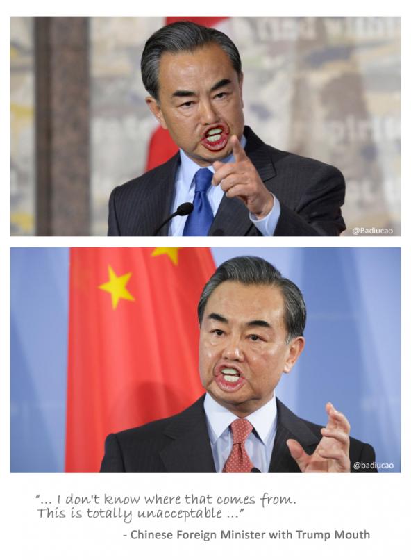 美国之音|被王毅训斥的记者:北京压制自由 对外口气变横