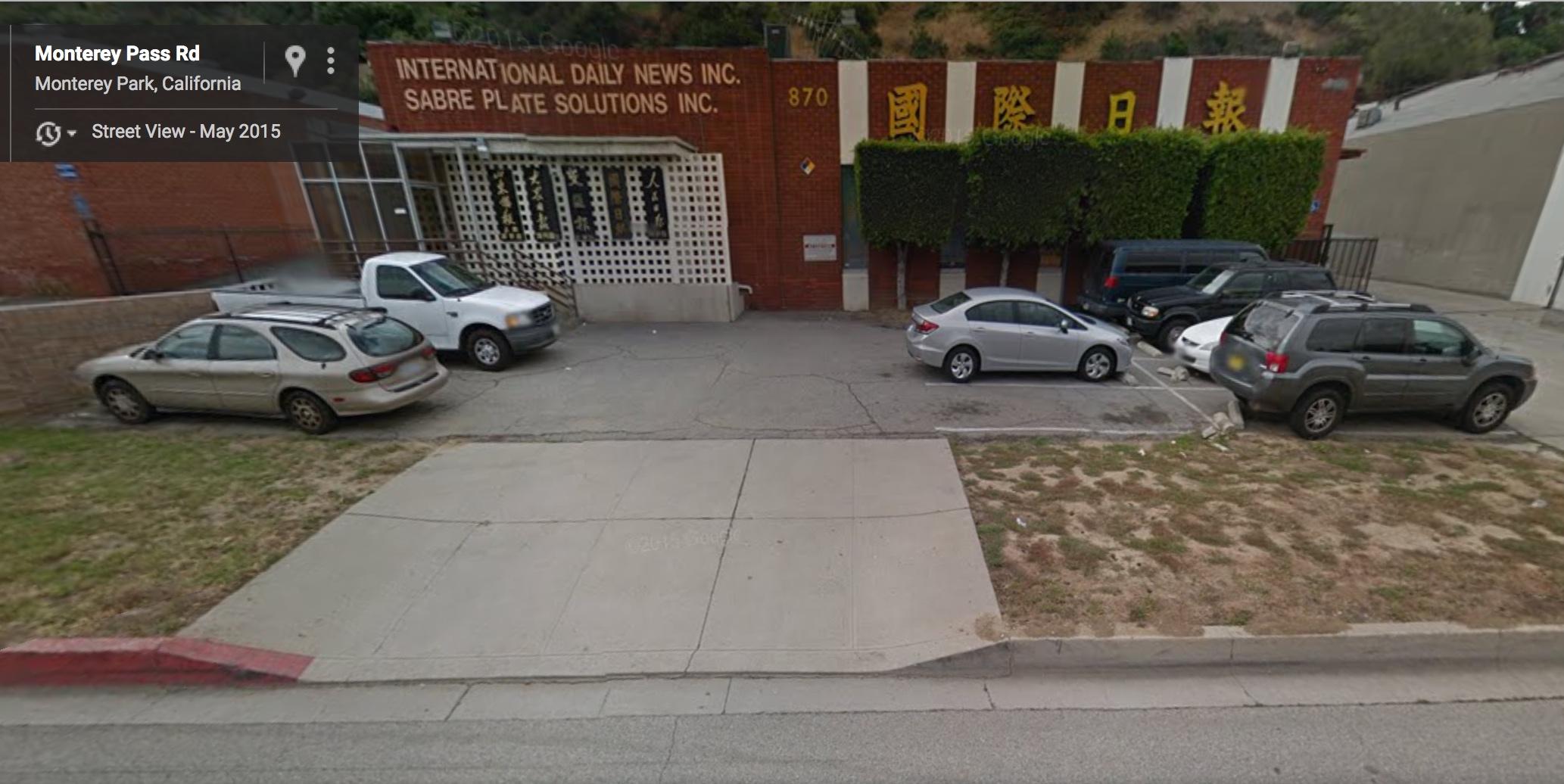 谷歌街景_国际日报