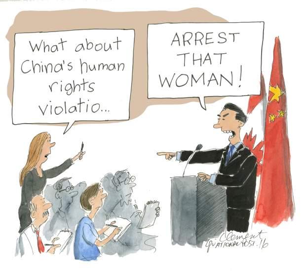 【立此存照】加拿大媒体如何报道王毅发怒