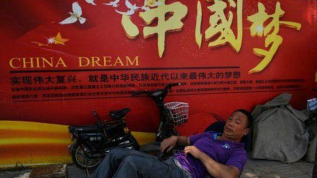 """习近平上台伊始,提出""""中国梦"""""""