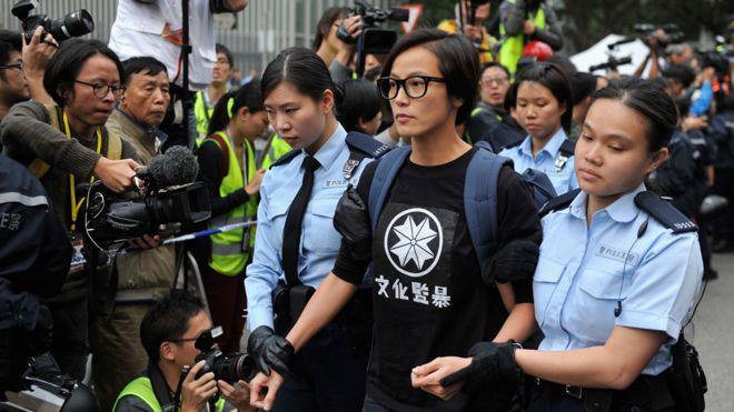 "BBC | ""港独""指控下兰蔻取消何韵诗演唱引反弹"