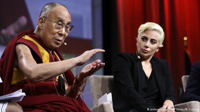 德国之声 | 长平:Lady Gaga与中国政治霸凌