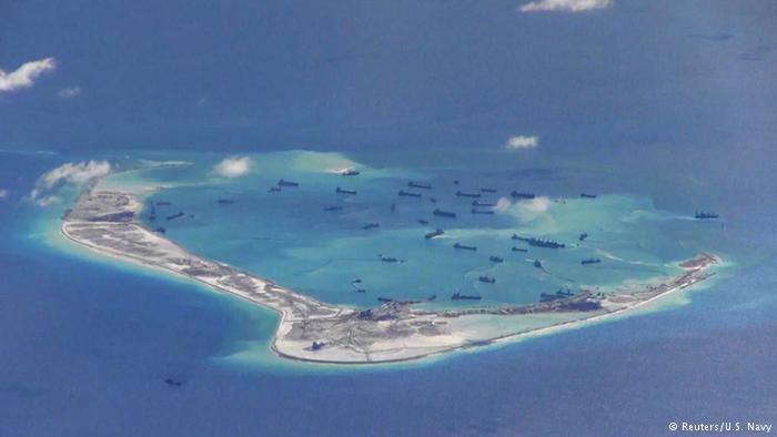 共识网|金灿荣:中美战略哲学之南海问题