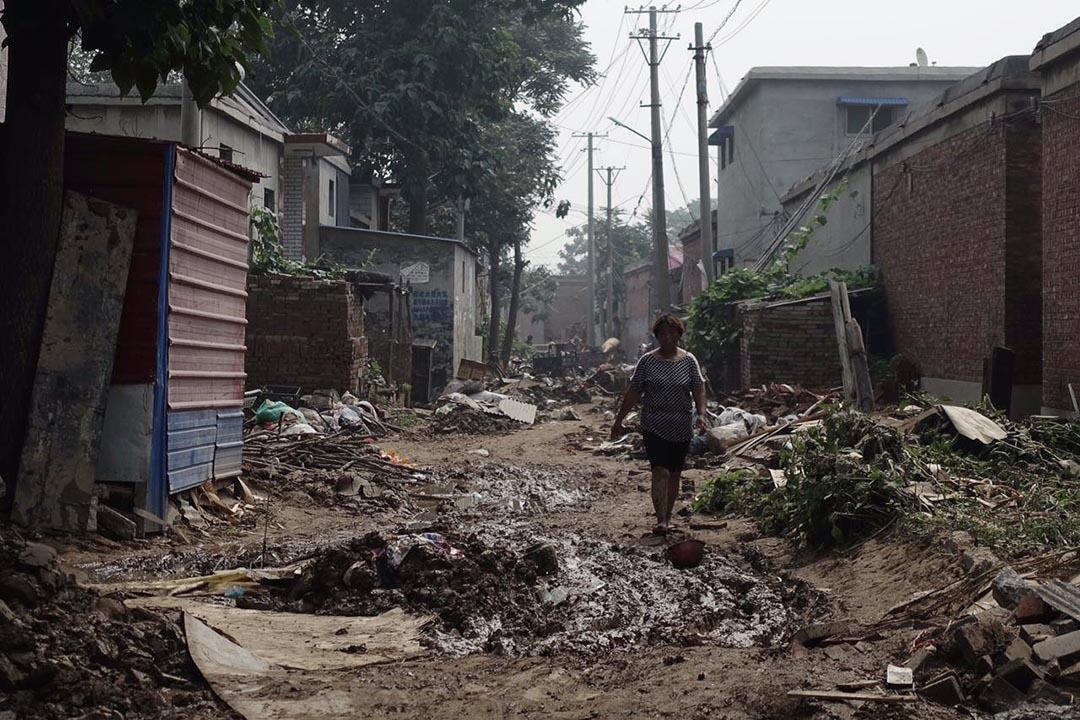 端传媒 | 决堤?泄洪?邢台水难背后的灾情与舆情