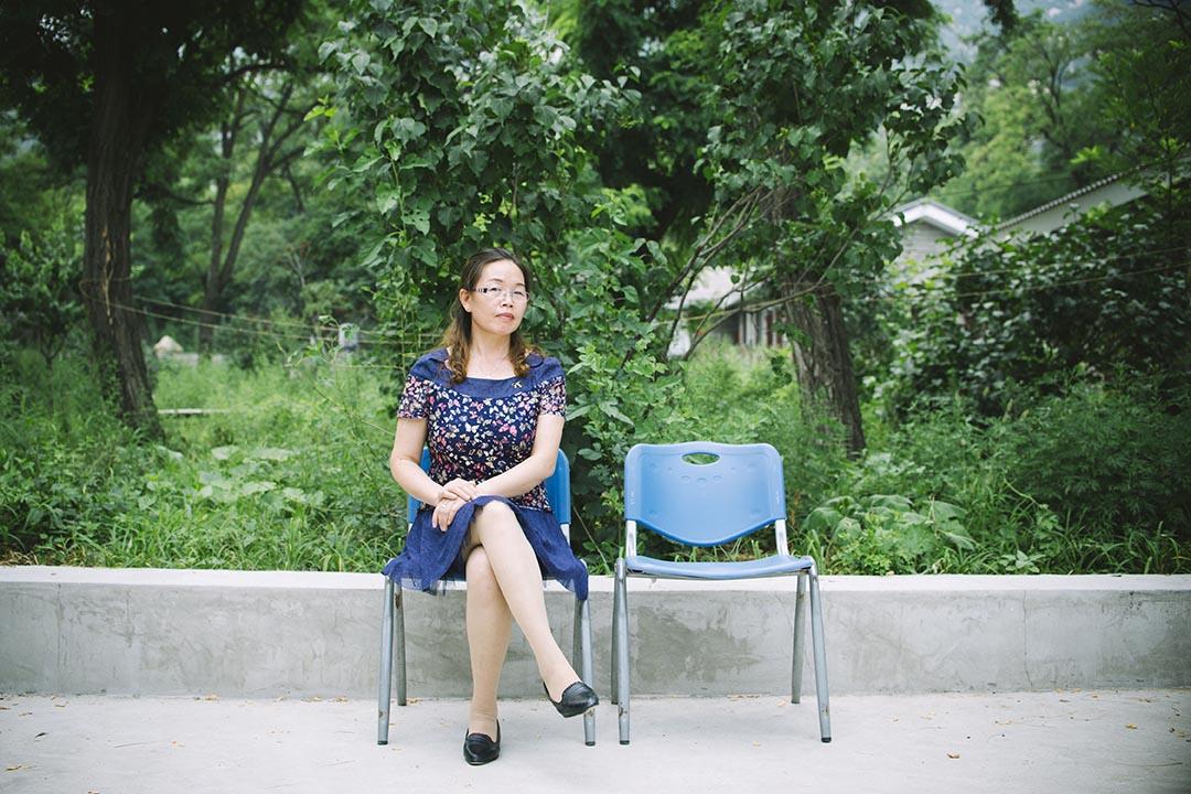 翟岩民妻子刘二敏。摄:LeicaMen