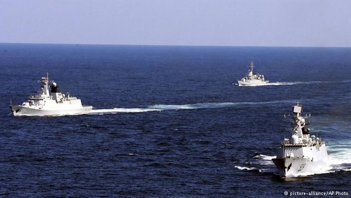 美国之音|北京与南中国海仲裁庭的搏斗
