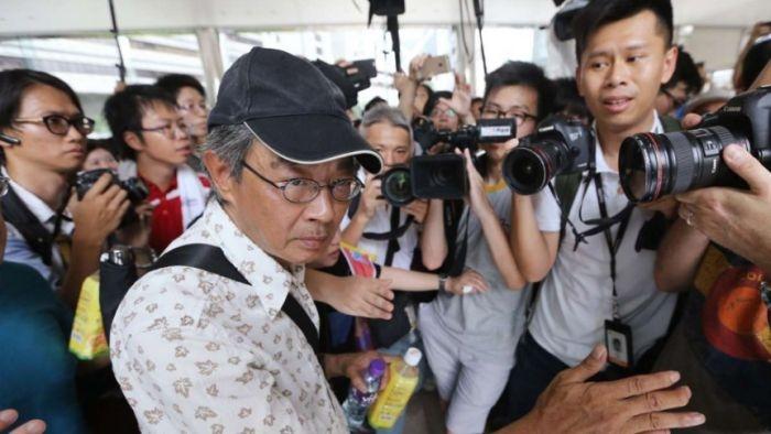 博谈网|林荣基称被跟踪受威胁 缺席七一大游行