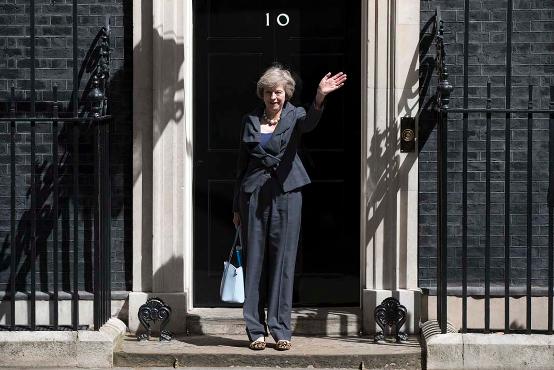 端传媒 | 英国新首相,女权胜利还是玻璃悬崖?