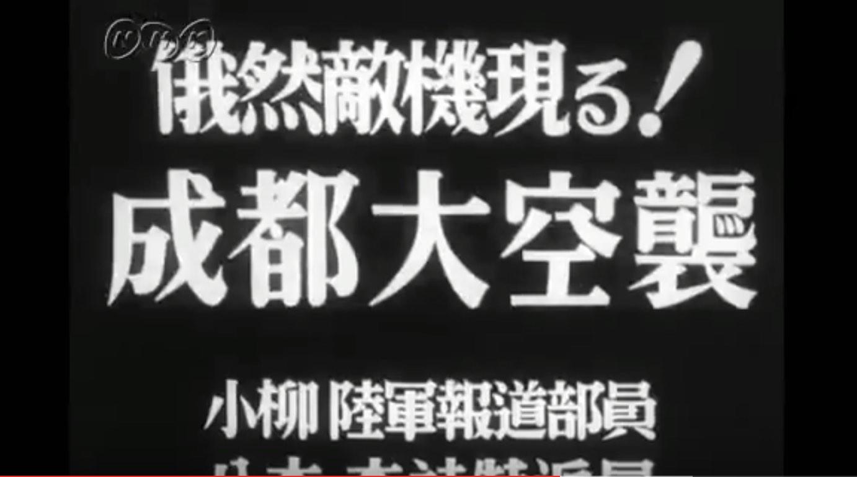 真伪鸡血之谜:国军航校教练单机独斗32架日机