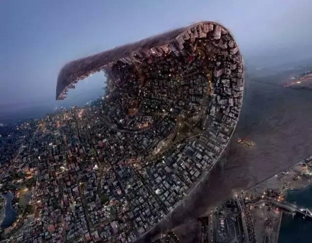 思维补丁 | 折叠的北京 撕裂的社会 一点都不科幻