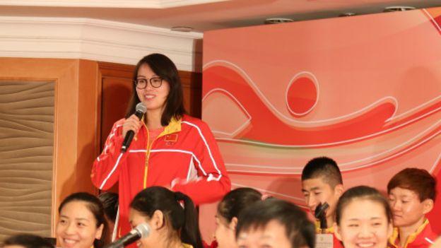 BBC | 中国奥运精英代表团访港 让政治走开?