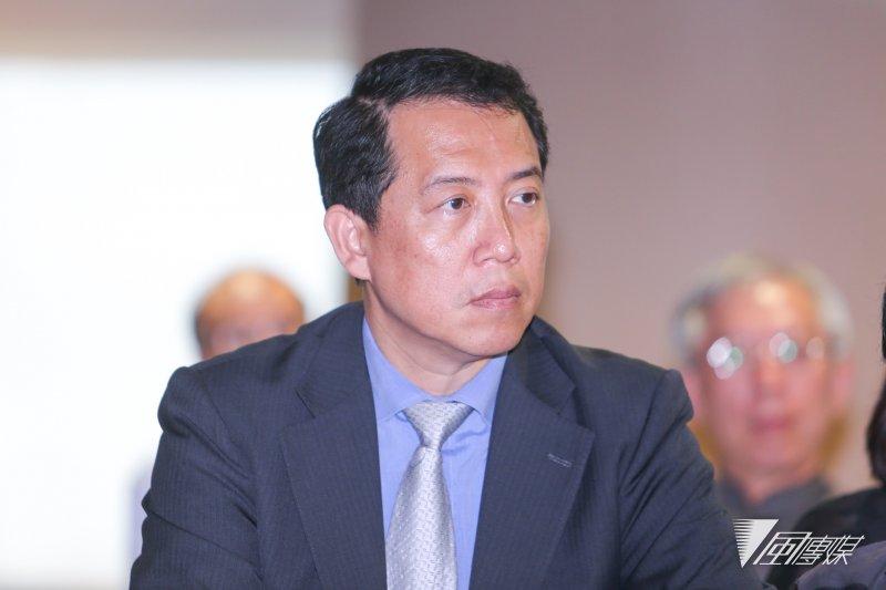 中央社|文化部次長楊子葆:中國不能強迫台藝人講支持統一