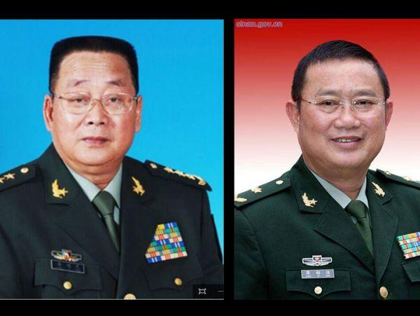 自由亚洲|传军方2上将落马 评论指习近平续抓权