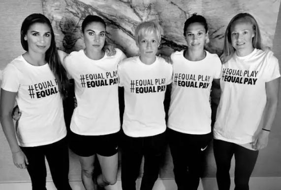 女权之声 | 月薪三千!这就是女足和男足的最大区别