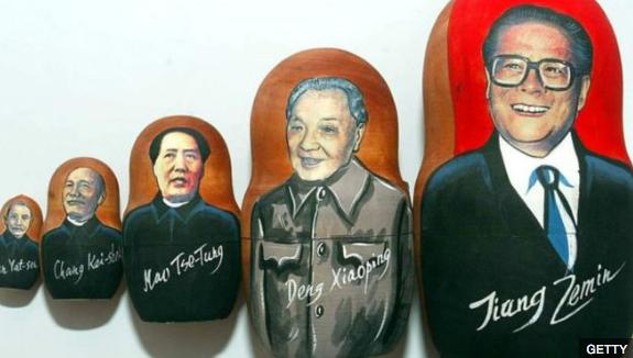 德国之声 | 偶然、反讽和团结——中国的膜蛤文化