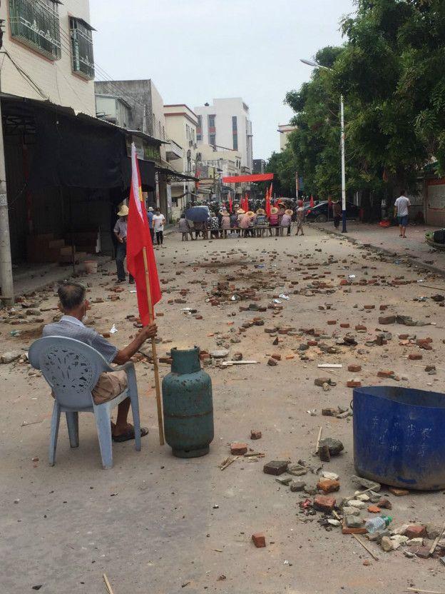 BBC | 中国警方清晨抓捕13名乌坎村民