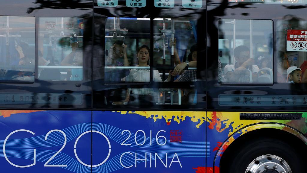 法广 | G20助北京修补形象?