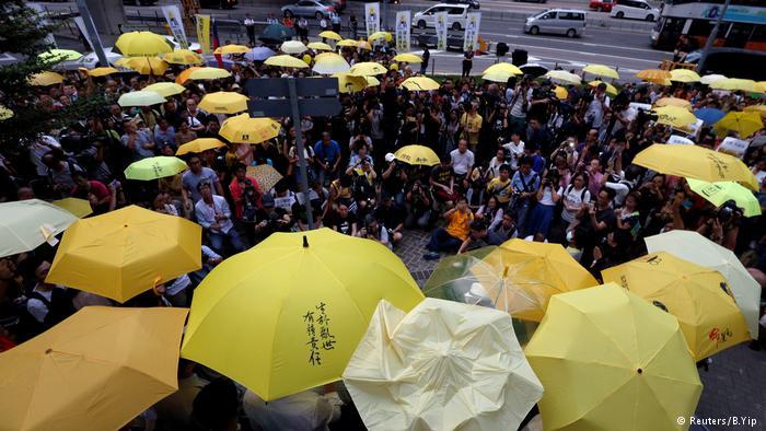 德国之声|雨伞运动两周年 香港团体办纪念活动