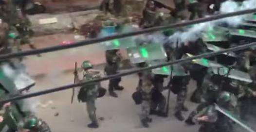 【CDTV】中国广东陆丰警方抓捕乌坎村村民引发新冲突