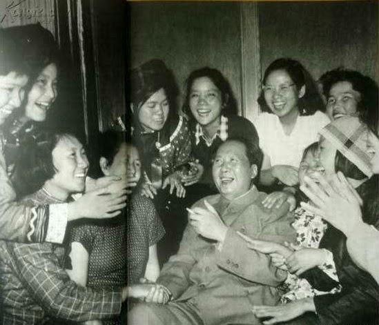毛泽东和女人