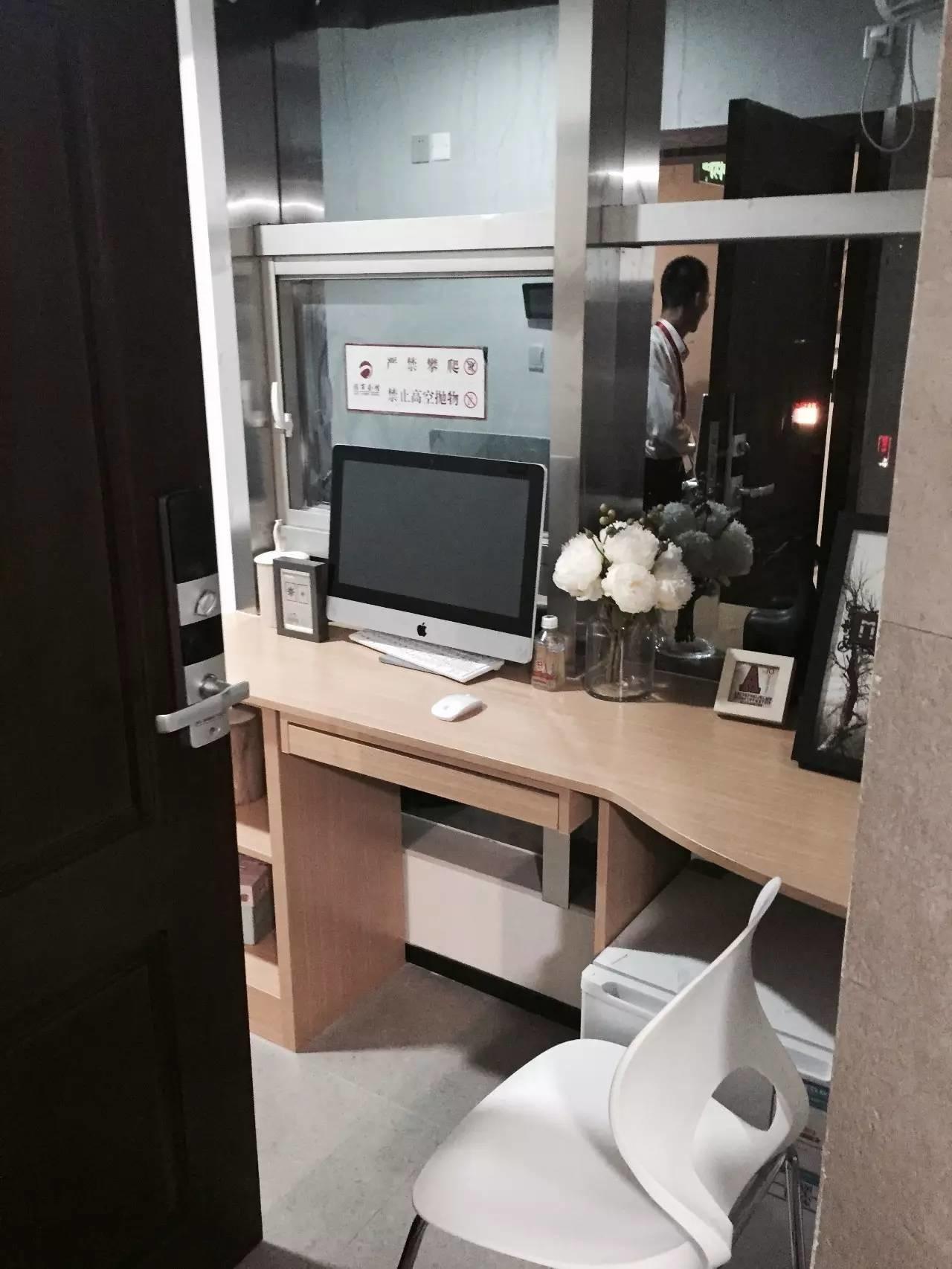 6平米样板房内部实景。图 / 安小庆