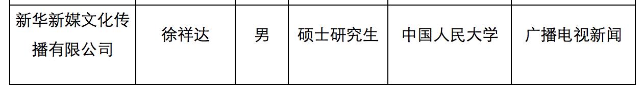 新华社新媒体