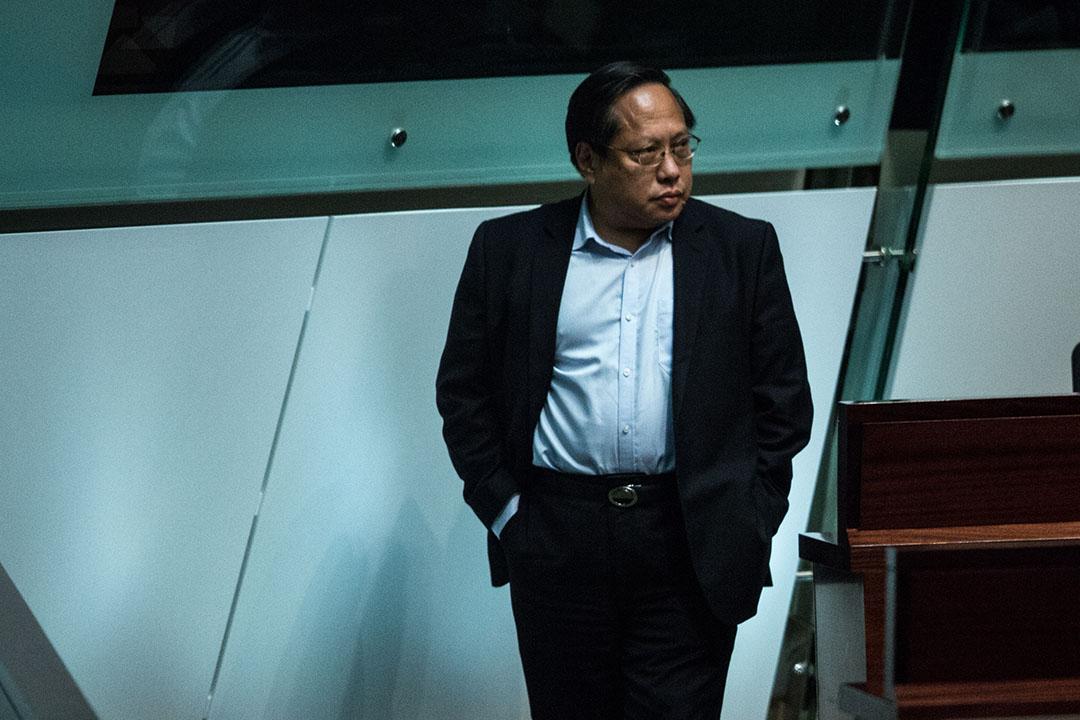 被美国政府通缉的斯诺登(Edward Snowden),在2013年曾匿藏香港近一个月。摄:imaginechina