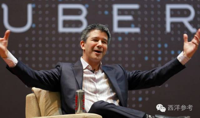 Uber全球CEO