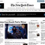 新闻实验室|美国媒体真的失去原则,一边倒支持希拉里吗?