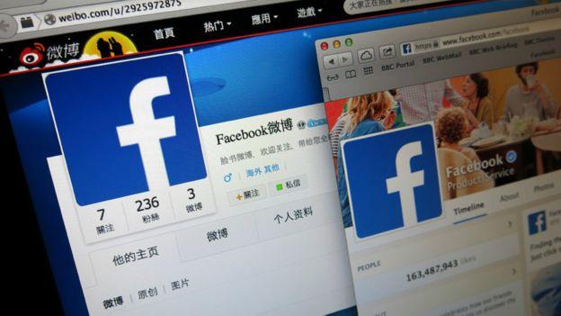 "BBC | Facebook""为中国订制审查工具"""