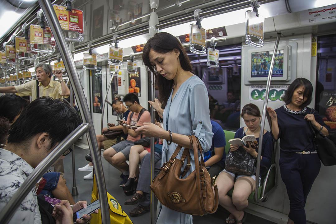 胡采苹觉得,直接贴个标签对这个地方一点帮助都没有。摄:Linda Zhang/端传媒