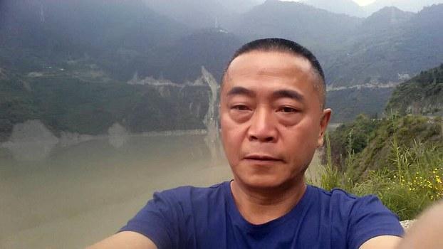 """中国民间维权网站""""六四天网""""的创办人黄琦"""