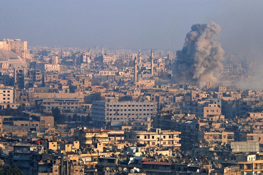 端传媒|叙政府军完全接管阿勒颇,但为平民带来的不是和平,而是杀戮