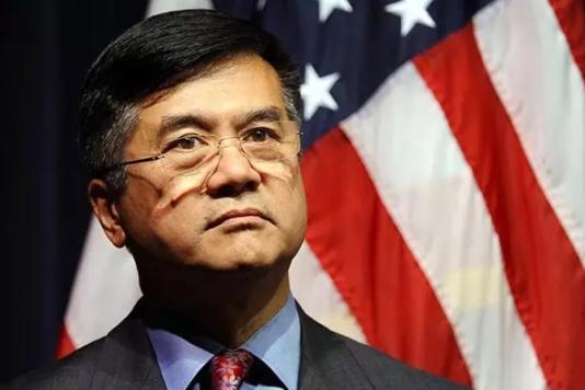 (骆家辉,任美国驻华大使2011-2014)
