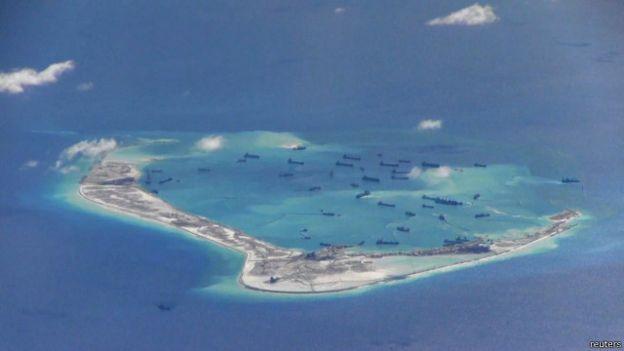 美国之音|中国南中国海加强备战,做好与美国战争的准备?