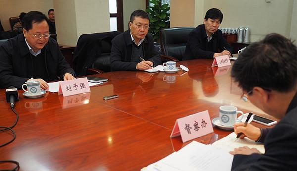 澎湃新闻 | 临汾市长被环保部约谈 称自责内疚给环保部添乱