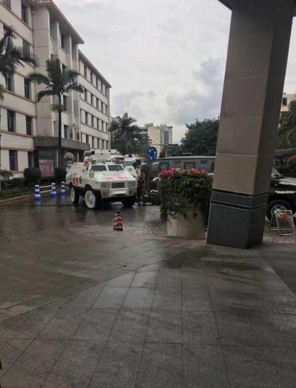 四川日报 | 攀枝花市委书记市长被枪击 国土资源局局长自杀
