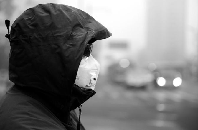 财新网 | 中国学者首次观察到雾霾颗粒入侵人体细胞