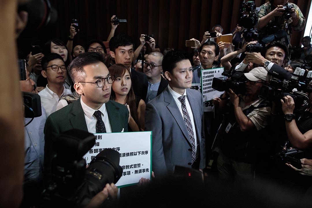 端传媒|安徒:2016年的香港──当荒谬走到极端,启蒙已成负累