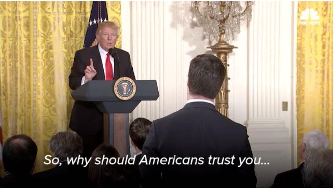 """【立此存照】当众怼美国家领导人也""""违规"""""""