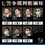 有病要读书 | 香港七警被判是法治倒退?大写的呵呵!