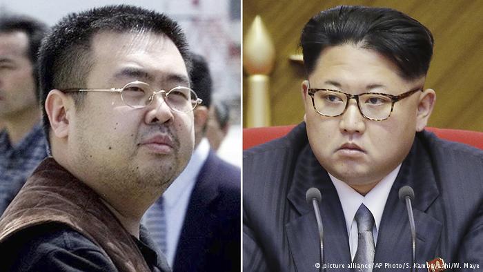 德国之声|韩日专家:金正男之死显示金正恩政权不稳